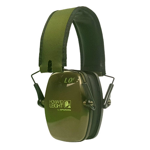 Howard Leight L0F verde camuflado